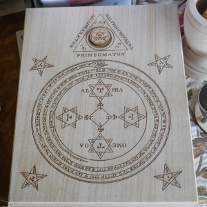 Goetic Temple Box Set